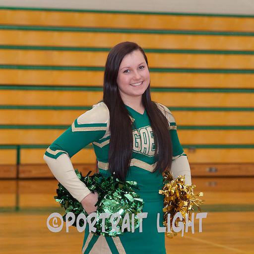 CHS senior Emily Burke.