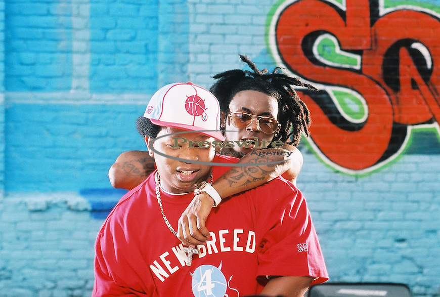 Lil Wayne through the years in New Orleans.  Photo credit:  Presswire News/Elgin Edmonds