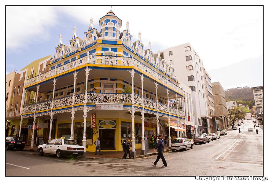 Afrique du Sud<br /> Cap town