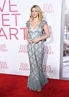 07 March 2019 - Westwood, California - Lili Reinhart. &quot;Five Feet Apart&quot; Los Angeles Premiere held at the Fox Bruin Theatre. <br /> CAP/ADM/BT<br /> &copy;BT/ADM/Capital Pictures
