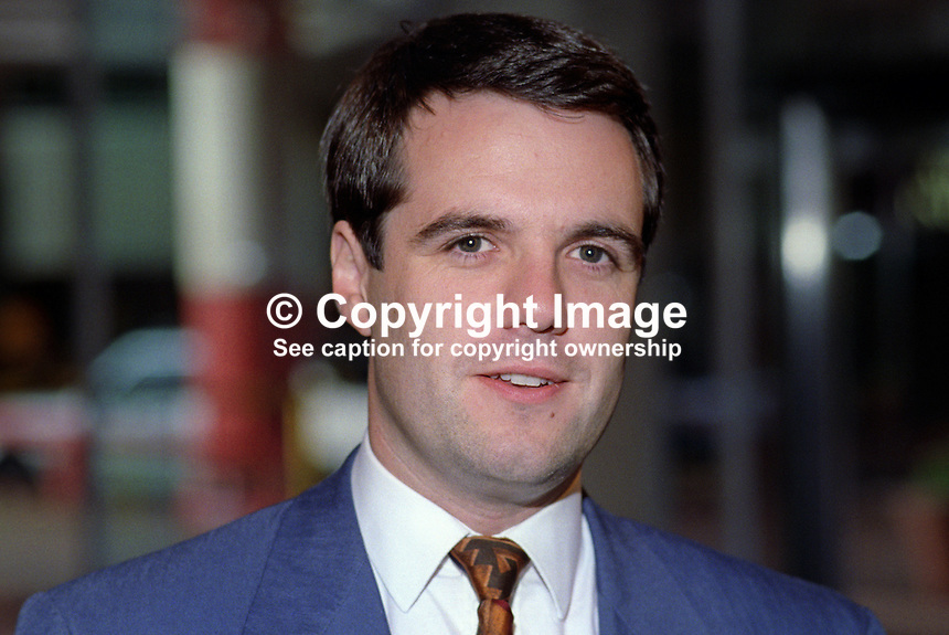 Matthew Taylor, MP, Liberal Democrat, UK, 19920901MT.<br />