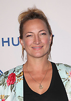 LOS ANGELES, CA - NOVEMBER 7: Zoe Bell, at Photo Op For Hulu's 'Obey Giant at the The Theatre at Ace Hotel in Los Angeles, California on November 7, 2017. Credit: Faye Sadou/MediaPunch /NortePhoto.com