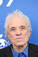 Abel Ferrara  attends the 'Piazza Vittorio' photocall during the 74th Venice Film Festival at Sala Casino on September 8, 2017 in Venice, Italy. <br /> CAP/GOL<br /> &copy;GOL/Capital Pictures