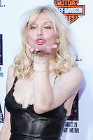 HOLLYWOOD, LOS ANGELES, CA, USA - SEPTEMBER 06: Courtney Love arrives at the Los Angeles Premiere Of FX's 'Sons Of Anarchy' Season 7 held at the TCL Chinese Theatre on September 6, 2014 in Hollywood, Los Angeles, California, United States. (Photo by David Acosta/Celebrity Monitor)