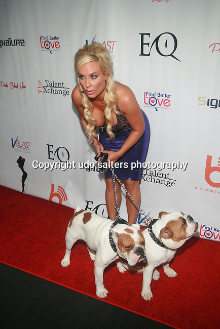 Coco Attends Licious Apparel By Coco – Fashion Week Launch Party & Runway Show at XL Night Club, NY  9/5/12