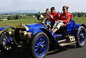06/06/15 - LAQUEUILLE - PUY DE DOME - FRANCE - Commemoration officielle des 110 ans de la Course GORDON BENNETT - Photo Jerome CHABANNE