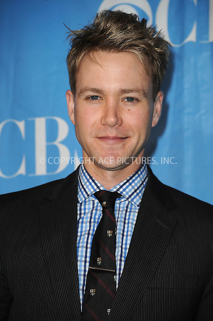 WWW.ACEPIXS.COM . . . . . ....May 20 2009, New York City....Actor Christopher Hanke at the 2009 CBS Upfront at Terminal 5 in Manhattan on May 20, 2009 in New York City.....Please byline: KRISTIN CALLAHAN - ACEPIXS.COM.. . . . . . ..Ace Pictures, Inc:  ..tel: (212) 243 8787 or (646) 769 0430..e-mail: info@acepixs.com..web: http://www.acepixs.com