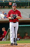 10 March 2006: Jeff Bagwell, infielder for the Houston Astros, at bat during a Spring Training game against the Washington Nationals. The Astros defeated the Nationals 8-6 at Osceola County Stadium, in Kissimmee, Florida...Mandatory Photo Credit: Ed Wolfstein..