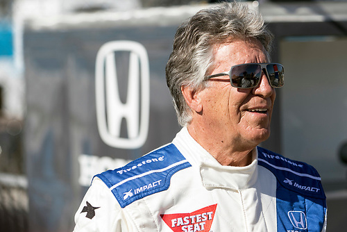 26-27 February, 2016, Avondale, Arizona USA<br /> Mario Andretti<br /> ©2016, Sam Cobb<br /> LAT Photo USA