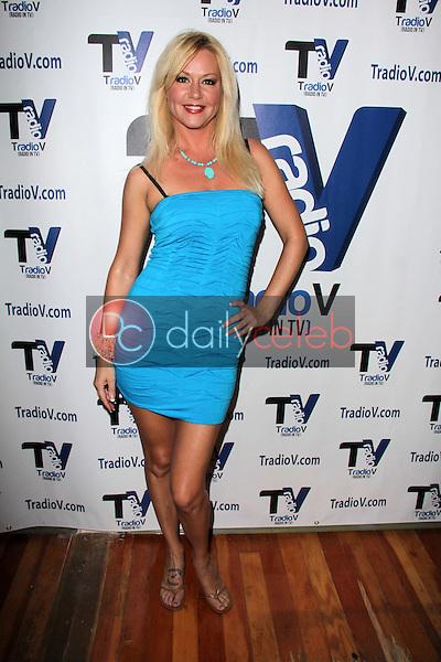 "Beverly Lynne<br /> on the set of ""Politically Naughty with Mary Carey,"" TradioV Studios, Los Angeles, CA 09-16-13<br /> David Edwards/DailyCeleb.Com 818-249-4998"