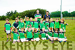 Na Gaeil GAA U6's at the John Mitchels GAA  Juvenile tournament on Saturday