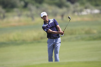 Eunshin Park (KOR) on the 9th during Round 2 of the Rocco Forte Sicilian Open 2018 on Friday 11th May 2018.<br /> Picture:  Thos Caffrey / www.golffile.ie<br /> <br /> All photo usage must carry mandatory copyright credit (&copy; Golffile | Thos Caffrey)