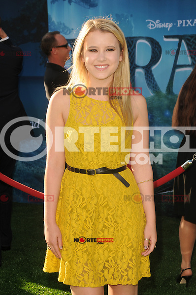 Taylor Spreitler at Film Independent's 2012 Los Angeles Film Festival Premiere of Disney Pixar's 'Brave' at Dolby Theatre on June 18, 2012 in Hollywood, California. ©mpi35/MediaPunch Inc. NORTEPHOTO.COM<br /> NORTEPHOTO.COM<br /> **SOLO*VENTA*EN*MEXICO**