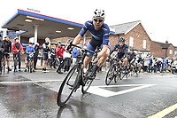 Picture by Allan McKenzie/SWpix.com - 05/09/2017 - Cycling - OVO Energy Tour of Britain -  Stage 3 Normanby Hall Country Park to Scunthorpe -<br /> Harry Tanfield