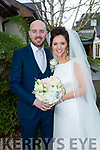 Cathy O'Connor and Michael Murphy were married at Gneeveguilla Church on Saturday 4th March 2017 with a reception at Ballygarry house hotel