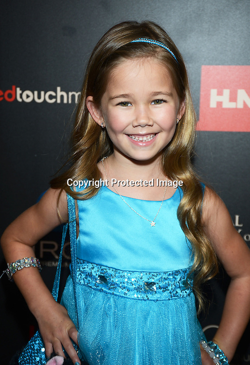 Brooklyn Rae Silzer attends The 40th Annual Daytime Emmy Awards on<br />  June 16, 2013 at the Beverly Hilton Hotel in Beverly Hills, California. <br /> photo by Robin Platzer/ Twin Images<br /> <br /> 212-935-0770