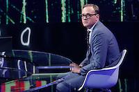 Tommaso Cerno<br /> Roma 07-09-2016 Rai, trasmissione televisiva 'Politics'.<br /> Rome 7th September 2016 Tv show 'Politics'.<br /> Photo Samantha Zucchi Insidefoto