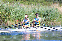 Race: 27  2x (Band 3)  Heat 3<br /> <br /> Peterborough Summer Regatta 2018 - Saturday<br /> <br /> To purchase this photo, or to see pricing information for Prints and Downloads, click the blue 'Add to Cart' button at the top-right of the page.