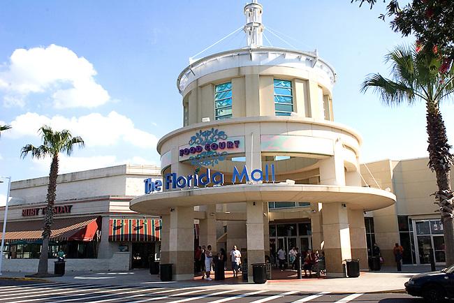 Shopping, Food Court, Florida Mall, Orlando, Florida
