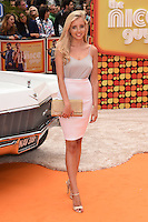 "Alice Barlow<br /> arrives for the premiere of ""The Nice Guys"" at the Odeon Leicester Square, London.<br /> <br /> <br /> ©Ash Knotek  D3120  19/05/2016"