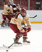 Rachel Moore (BC - 8) - The Boston College Eagles practiced at Fenway on Monday, January 9, 2017, in Boston, Massachusetts.Rachel Moore (BC - 8) - The Boston College Eagles practiced at Fenway on Monday, January 9, 2017, in Boston, Massachusetts.