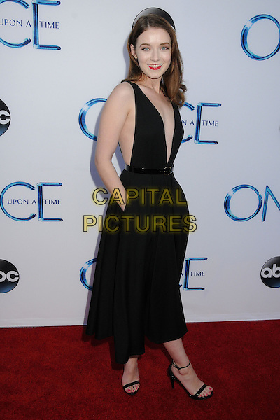 21 September 2014 - Hollywood, California - Sarah Bolger. &quot;Once Upon A Time&quot; Los Angeles Season Premiere held at the El Capitan Theatre. <br /> CAP/ADM/BP<br /> &copy;BP/ADM/Capital Pictures