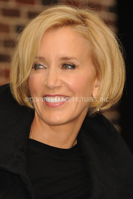 WWW.ACEPIXS.COM . . . . . ....September 28 2009, New York City....Felicity Huffman made an appearance at the 'Late Show with David Letterman' on September 28 2009 in New York City....Please byline: KRISTIN CALLAHAN - ACEPIXS.COM.. . . . . . ..Ace Pictures, Inc:  ..(212) 243-8787 or (646) 679 0430..e-mail: picturedesk@acepixs.com..web: http://www.acepixs.com