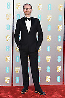 Mark Gatiss<br /> arriving for the BAFTA Film Awards 2019 at the Royal Albert Hall, London<br /> <br /> ©Ash Knotek  D3478  10/02/2019