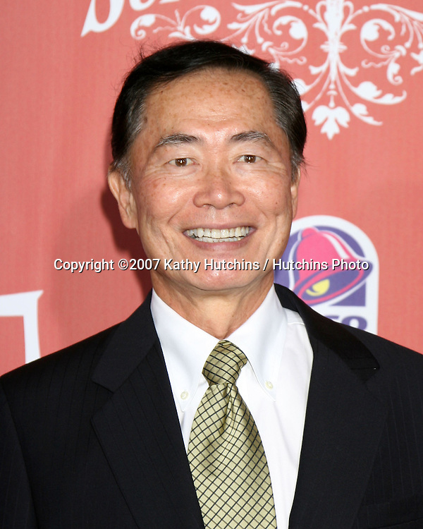 """George Takei.Spike TV's """"Scream 2007"""" Awards.The Greek Theater.Los Angeles,  CA.October 19, 2007.©2007 Kathy Hutchins / Hutchins Photo...               ."""