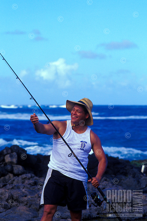 Norm the Fisherman