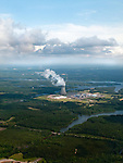 May 13, 2009. Sanford, NC..Sharon Harris Nuclear Power Plant.