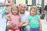 Ali, Johnny and Isabella Garcia at the Samba Festival on West Street...Photo NEWSFILE/Jenny Matthews.(Photo credit should read Jenny Matthews/NEWSFILE)....This Picture has been sent you under the condtions enclosed by:.Newsfile Ltd..The Studio,.Millmount Abbey,.Drogheda,.Co Meath..Ireland..Tel: +353(0)41-9871240.Fax: +353(0)41-9871260.GSM: +353(0)86-2500958.email: pictures@newsfile.ie.www.newsfile.ie.FTP: 193.120.102.198.