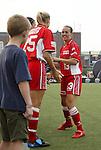 2 August 2003: Heather Mitts (13). The Philadelphia Charge defeated the Atlanta Beat 3-0 at Villanova Stadium in Villanova, PA in a regular season WUSA game.