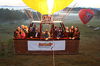 20120617 June 17 Hot Air Balloon Gold Coast