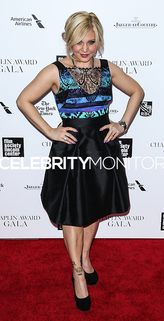 NEW YORK CITY, NY, USA - APRIL 28: Orfeh at the 41st Annual Chaplin Award Gala held at Avery Fisher Hall at Lincoln Center for the Performing Arts on April 28, 2014 in New York City, New York, United States. (Photo by Jeffery Duran/Celebrity Monitor)
