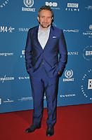 Eddie Marsan at the British Independent Film Awards (BIFA) 2018, Old Billingsgate Market, Lower Thames Street, London, England, UK, on Sunday 02 December 2018.<br /> CAP/CAN<br /> &copy;CAN/Capital Pictures