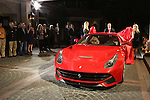 Ferrari. Granduca VIP Cocktail party. 2.12.13