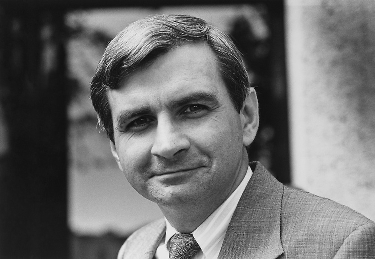 Sen. Jack Reed, D-R.I., on Oct. 1, 1990. (Photo by Laura Patterson/CQ Roll Call via Getty Images)