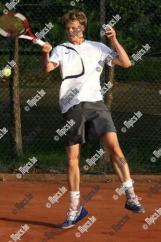 2007-06-23 / Tennis / Bertrand Dervillers