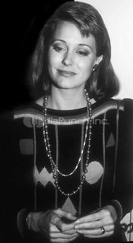Jane Pauley 1984<br /> Photo By John Barrett/PHOTOlink.net /MediaPunch