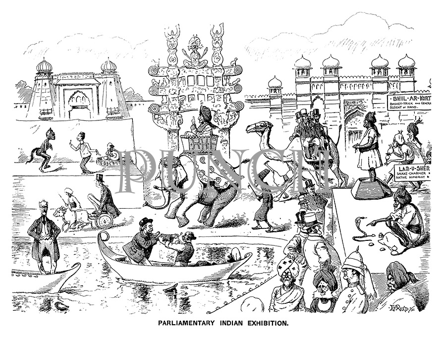 Parliamentary Indian Exhibition.