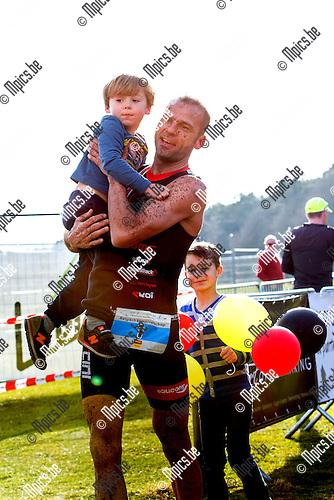 2015-03-08 / Crossduathlon / Seizoen 2014-2015 / BK Crossduathlon Retie / Belgisch kampioen Rob Woestenborghs<br /><br />Foto: Mpics.be