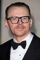 Simon Pegg<br /> at the 2017 BAFTA Film Awards After-Party held at the Grosvenor House Hotel, London.<br /> <br /> <br /> &copy;Ash Knotek  D3226  12/02/2017