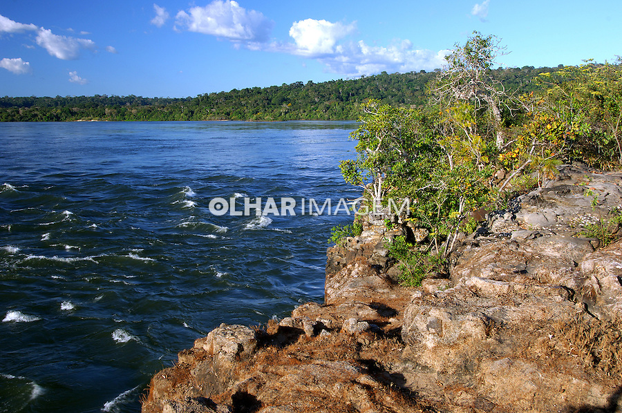 Rio Juruena, Parque Nacional Juruena. Mato Grosso. Foto de Zig Koch.