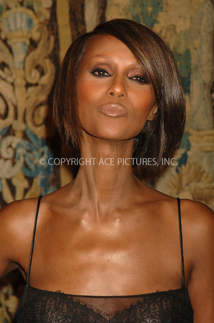 WWW.ACEPIXS.COM . . . . . ....November 15 2007, New York City....Model Iman arriving at the 2007 '7th on Sale' Gala at the 69th Regiment Armory in midtown Manhattan.....Please byline: DENNIS VAN TINE - ACEPIXS.COM.. . . . . . ..Ace Pictures, Inc:  ..(646) 769 0430..e-mail: info@acepixs.com..web: http://www.acepixs.com
