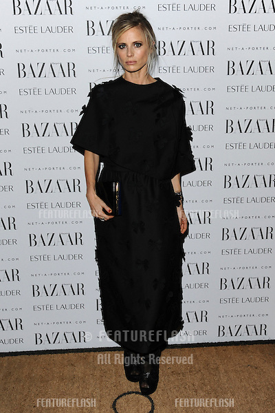 Laura Bailey arriving for the Harpers Bazaar Women of the Year Awards 2011 at Claridges, London. 07/11/2011 Picture by: Steve Vas / Featureflash
