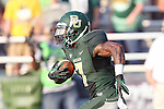 Baylor Bears cornerback Darius Jones (7) in action during the game between the Wofford Terriers and the Baylor Bears at the Floyd Casey Stadium in Waco, Texas. Baylor leads Woffard 38 to 0 at halftime.