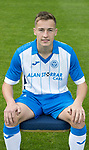 St Johnstone FC Season 2017-18 Photocall<br />Jamie Docherty<br />Picture by Graeme Hart.<br />Copyright Perthshire Picture Agency<br />Tel: 01738 623350  Mobile: 07990 594431