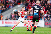 Picture by Alex Whitehead/SWpix.com - 30/03/2018 - Rugby League - Betfred Super League - St Helens v Wigan Warriors - Totally Wicked Stadium, St Helens, England - St Helens' Danny Richardson.