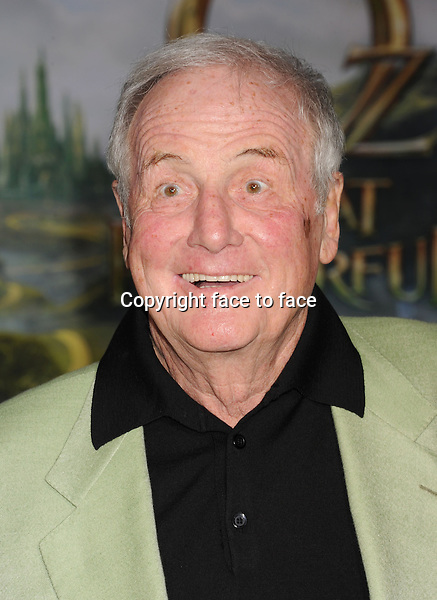 "HOLLYWOOD, CA - FEBRUARY 13: Jerry Weintraub attends the world premiere of Disney's ""OZ The Great And Powerful"" at the El Capitan Theatre on February 13, 2013 in Hollywood, California...Credit: Mayer/face to face..- No Rights for USA, Canada and France -"